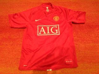 camiseta manchester united NIKE talla S
