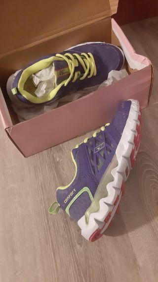 Zapatillas deporte numero 36