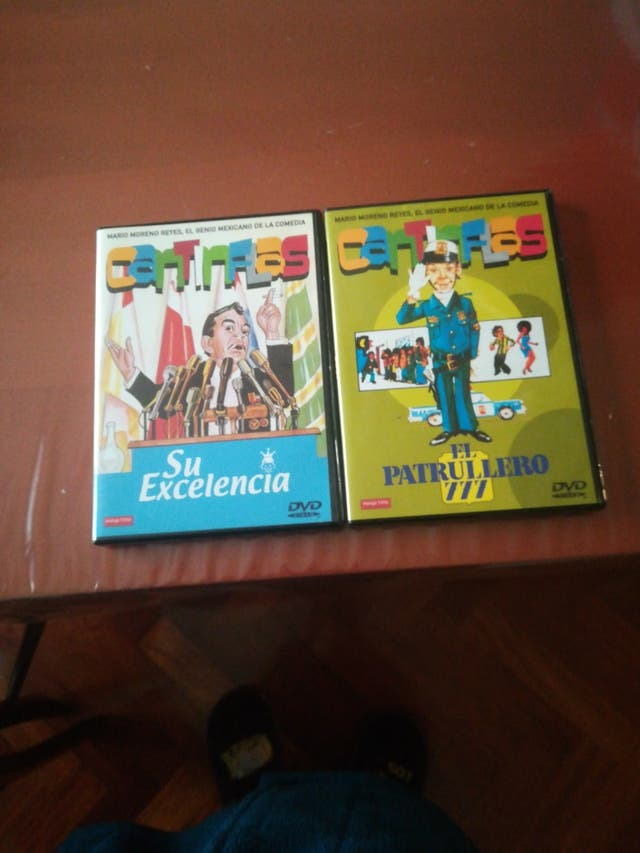 DVD Cantinflas