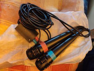 [PS2/3] Micrófonos SingStar