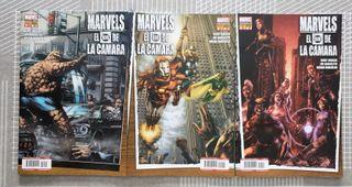 MARVELS EL OJO DE LA CAMARA. K. Busiek SL 3 comics