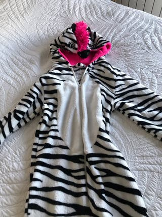 Pijama mono Cebra