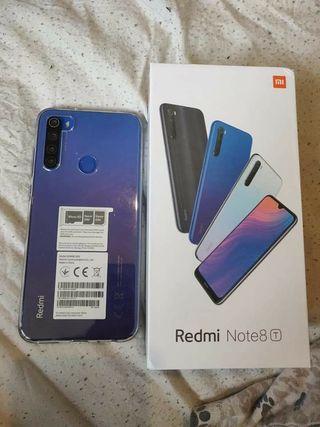 redmi note 8T nuevo 64 GB