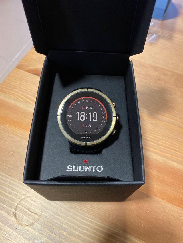 Suunto Spartan Ultra Gold Edition HR+Baro