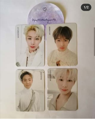 Photocards Monsta X We Are Here