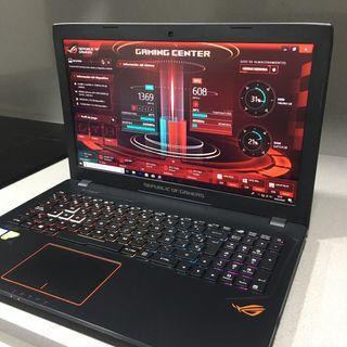 Ordenador Asus GL553V 16GB RAM Republic of gamers