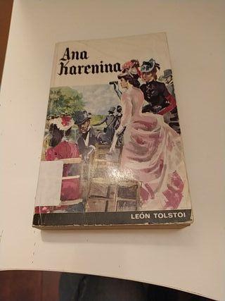 Ana Karenina León Tolstoi