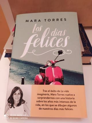 Los días felices Mara Torres