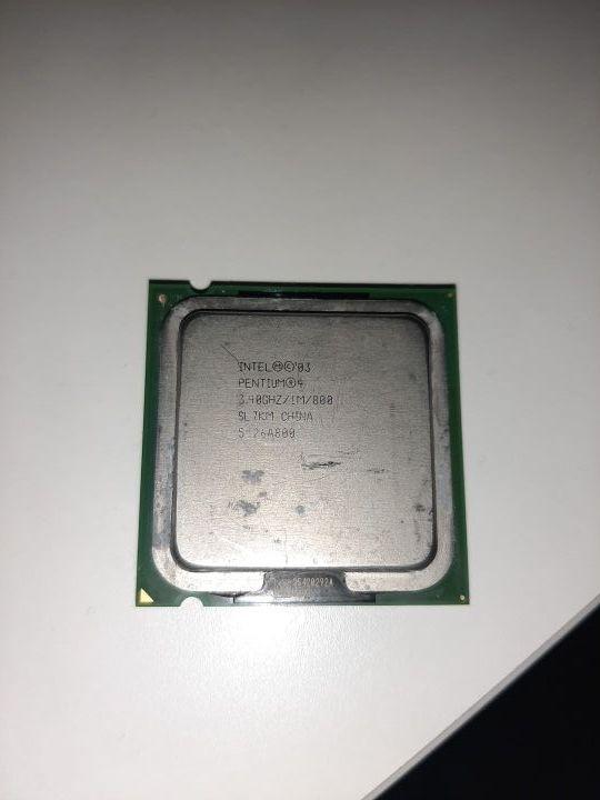 procesador intel pentium 4 3.40ghz