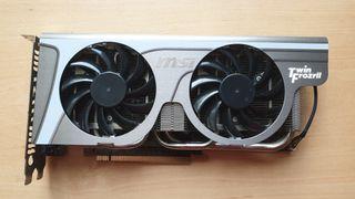 Tarjeta Gráfica MSI GeForce GTX 560Ti OC