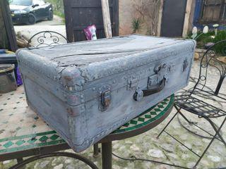 maleta de viaje años 20