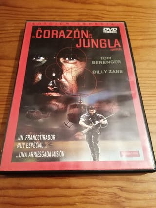 Película DVD: En el Corazón de la Jungla