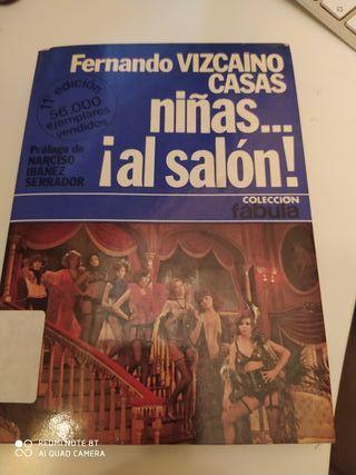 Niñas...al salón Fernando Vizcaíno Casas