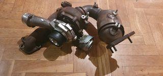 turbo de opel vectra 150cv