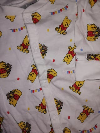 pijama bebé recién nacido 0-2 meses Winnie 56 cm