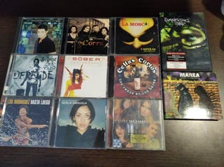 CD's originales