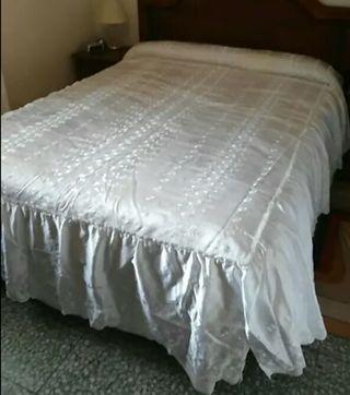 Colcha cama de matrimonio