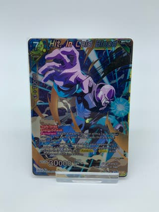 Hit, in Cold Blood - Dragon Ball TCG