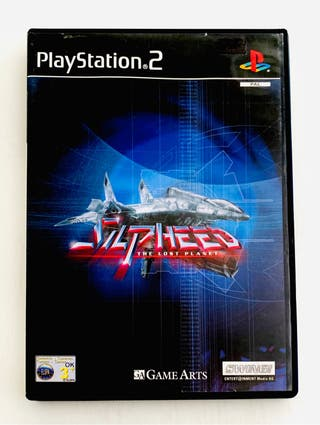 SILPHEED - ps2