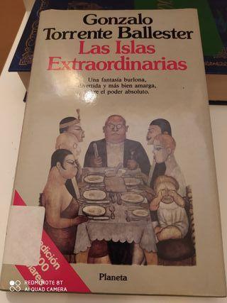 Las islas extraordinarias Torrente Ballester