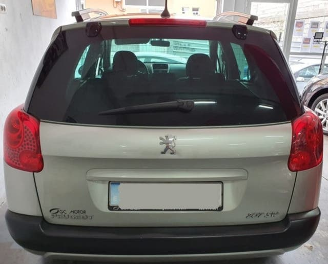 Peugeot 207 2010 en perfectas condiciones