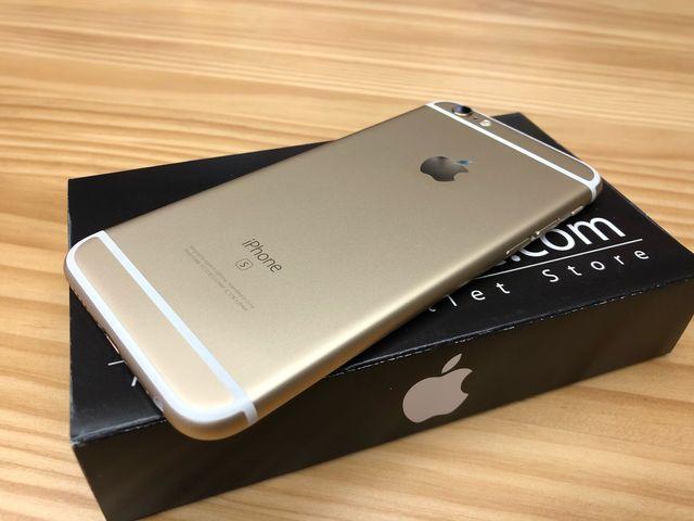 iPhone 6s 32Gb Oro SemiNuevo +Garantía