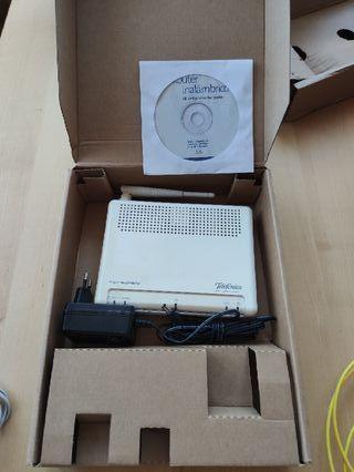 router inalambrico Xavi