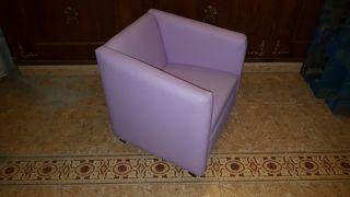 sillón bajo