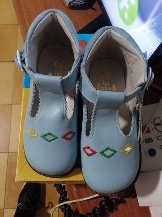 calzado de ortopedia nuevo
