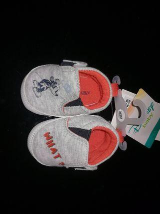 Bambitas Mickey bebé recién nacido 0-3 meses