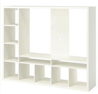 mueble ikea salón /almacenaje