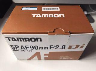 Tamron SP AF 90mm f/2.8 Di.REBAJADO !!!