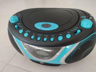 Metronic Radio, Reproductor de CD y MP3 portátil