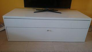 MUEBLE TV Blanco de Ikea