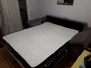 Vendo Sofá-cama en perfecto estado.