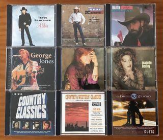 CDS DE MUSICA COUNTRY