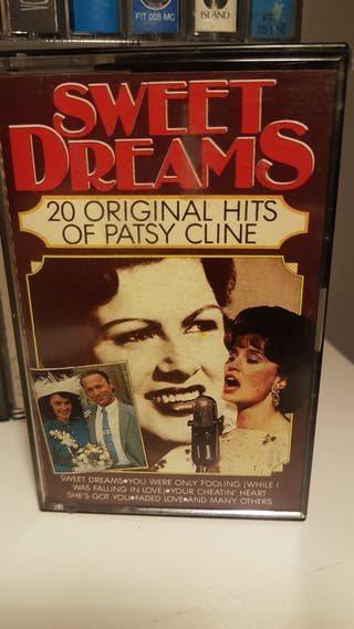 Patsy Cline...Sweet Dreams 20 Original Hits Of Pat