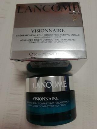 crema piel seca Lancome visionnaire