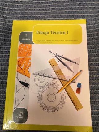 Libro Dibujo técnico I 1° Bachillerato