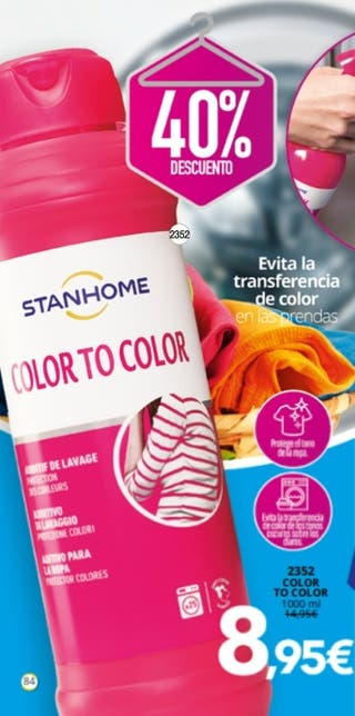 COLOR TO COLOR STANHOME