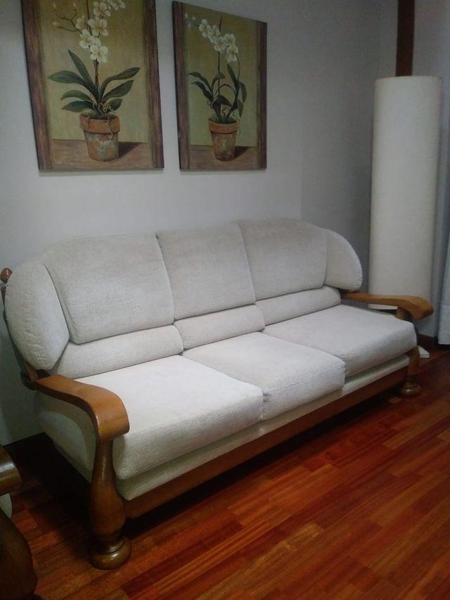 Sillones y sofá