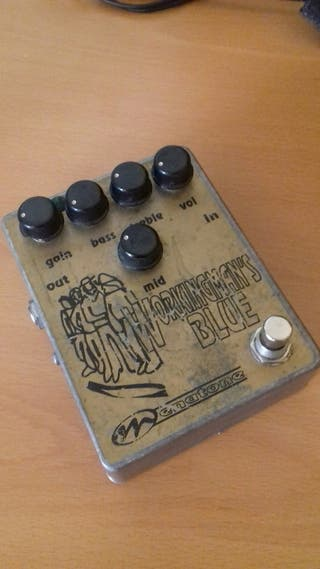 Pedal menatone Workingman's blue