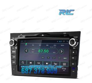 NAVEGADOR GPS HONDA CRV 3 ANDROID 8.1 WIFI BLUETOO