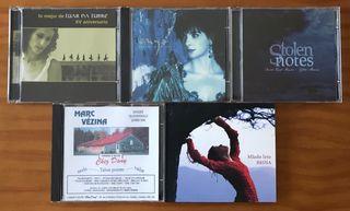 CDS DE MUSICAS DEL MUNDO