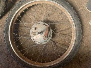 Ruedas moto