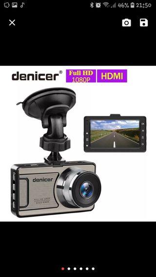 cámara de coche