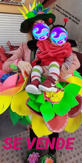 Disfraz carnaval