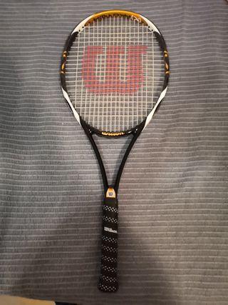 Raqueta tenis Wilson K Blade Team