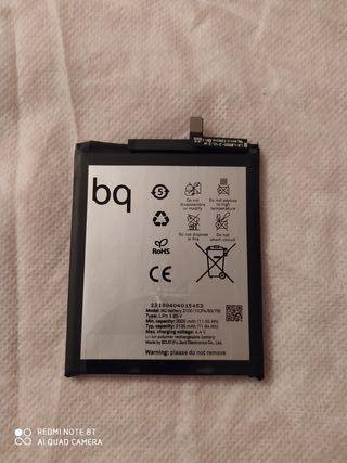 Bateria bq Aquarius X