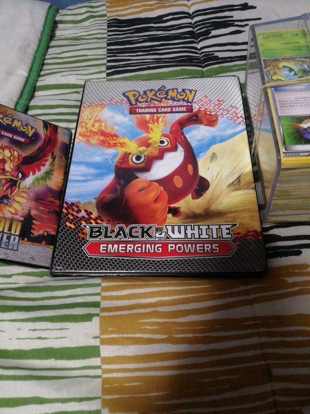 colección cartas pokemon
